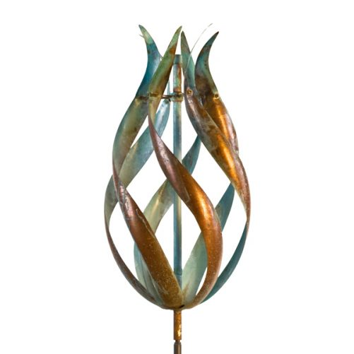 Desert_Flame-Wind-Sculpture-Lyman-Whitaker-at-Worthington-Gallery