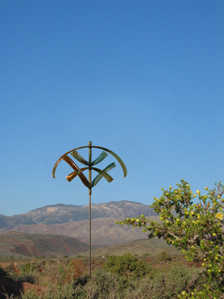 Element Earth-Wind-Sculpture-Lyman-Whitaker-blue-sky