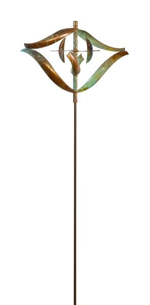Element Fire-Wind-Sculpture-Lyman-Whitaker-Worthington-Gallery
