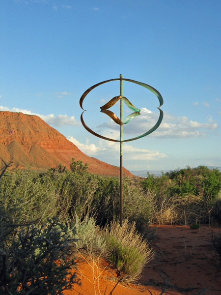 Mirinda-II-Wind-Sculpture-Lyman-Whitaker-red-desert