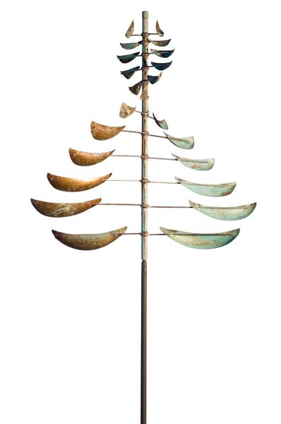 Sail-Lyman-Whitaker-Wind-Sculpture-Worthington-Gallery