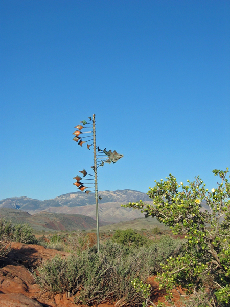 Single-Helix-Star-Wind-Sculpture-by-Lyman-Whitaker-blue-sky