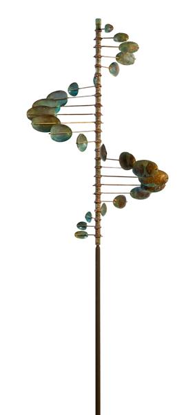 Single_Helix-Oval-Wind-Sculpture-by-Lyman-Whitaker-Worthington-Gallery