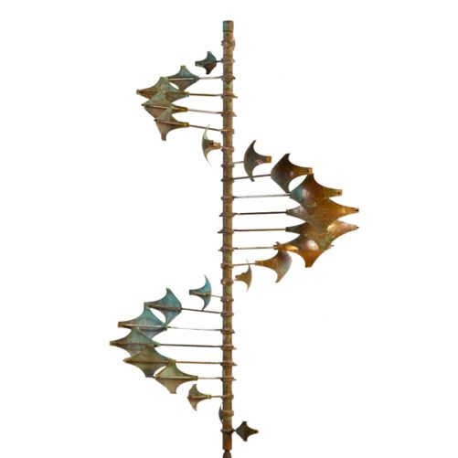 Single_Helix_Star-Wind-Sculpture-by-Lyman-Whitaker-at-Worthington-Gallery
