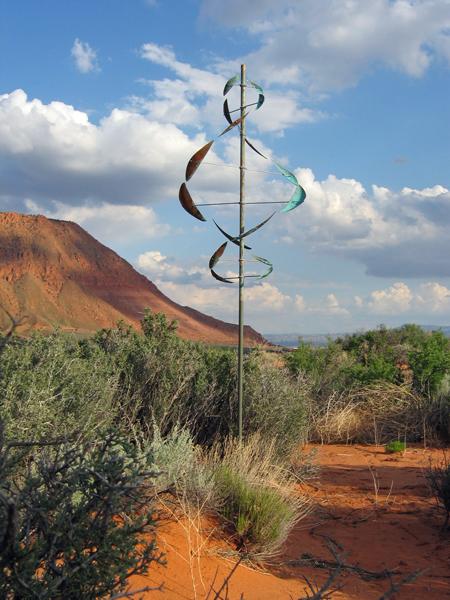 Wind-Dancer-Wind-Sculpture-by-Lyman-Whitaker-red-desert