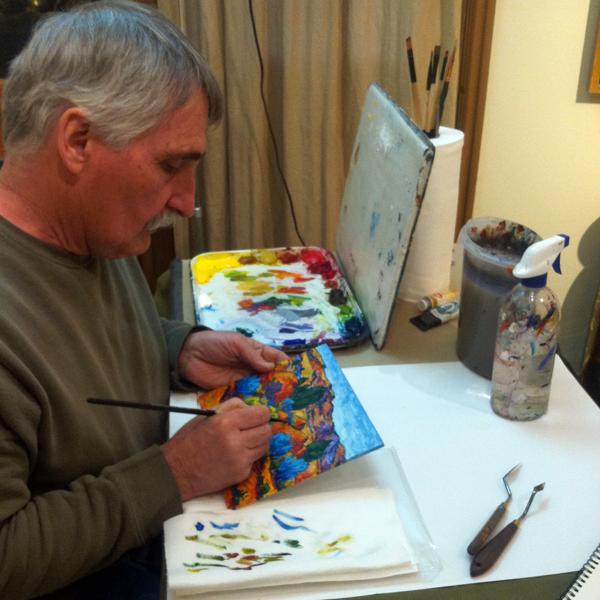 royden-card-plein-air-painting-at-worthington-gallery